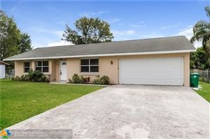 Photo of 524 SW BUSWELL AVE, Port Saint Lucie, FL 34983 (MLS # F10188499)
