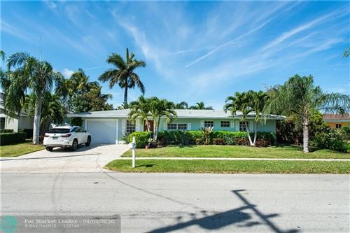 Photo of 2511 NE 48th Ct, Lighthouse Point, FL 33064 (MLS # F10223501)