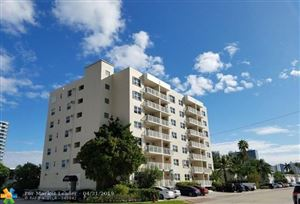 Photo of 720 Orton Ave #606, Fort Lauderdale, FL 33304 (MLS # F10163502)