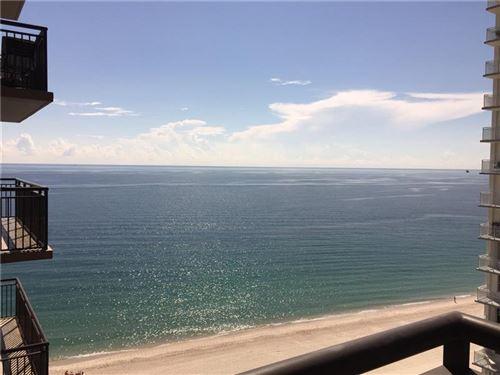Photo of 3800 Galt Ocean Dr #1508, Fort Lauderdale, FL 33308 (MLS # F10272502)