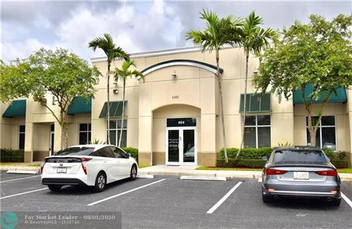 Photo of Listing MLS f10241503 in 5485 Wiles Rd #404 Coconut Creek FL 33073