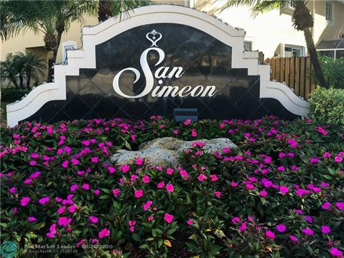 Foto de inmueble con direccion 3951 San Simeon Ln #3951 Weston FL 33331 con MLS F10245503