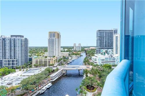 Photo of 333 Las Olas Way #1701, Fort Lauderdale, FL 33301 (MLS # F10286503)