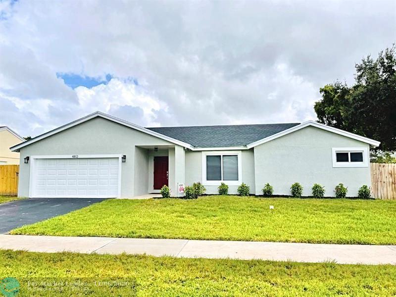 Photo of 4812 SW 119th Ter, Cooper City, FL 33330 (MLS # F10257503)