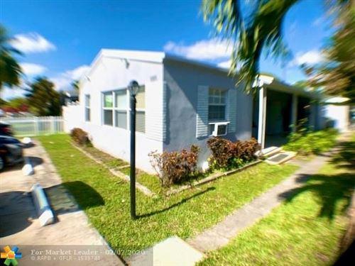 Photo of 1005 NE 10th St #1, Hallandale, FL 33009 (MLS # F10215504)