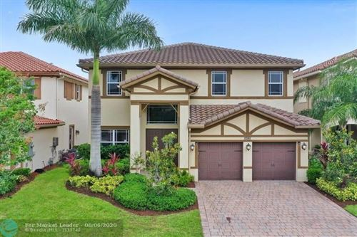 Photo of 10161 Lake Vista Ct, Parkland, FL 33076 (MLS # F10240505)
