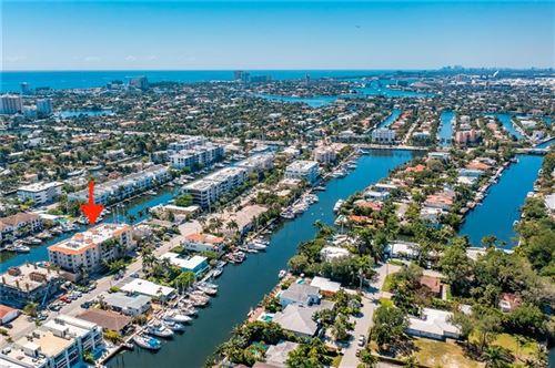 Photo of 110 Hendricks Isle #8, Fort Lauderdale, FL 33301 (MLS # F10268505)