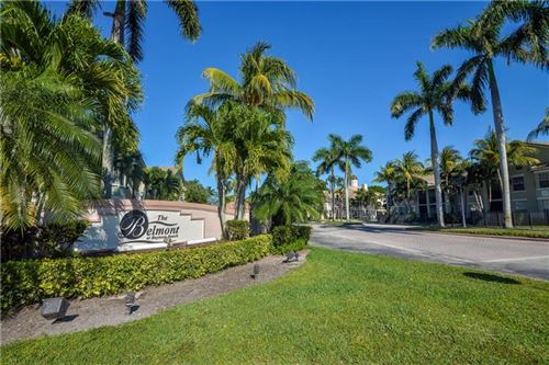 Photo of 1509 Belmont Pl #1509, Boynton Beach, FL 33436 (MLS # F10279505)