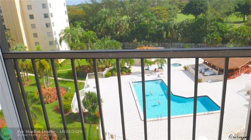 Photo of 3930 Inverrary Blvd #706-D, Lauderhill, FL 33319 (MLS # F10256506)