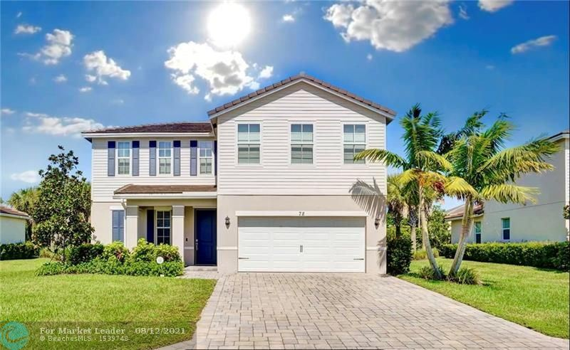 78 Palmetto Ln, Royal Palm Beach, FL 33411 - #: F10294506