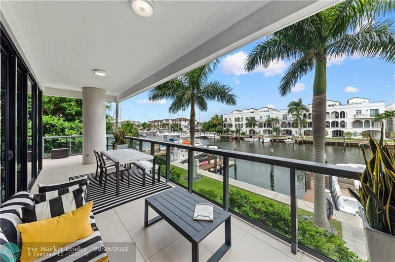 Photo of 80 Hendricks Isle #201, Fort Lauderdale, FL 33301 (MLS # F10297506)
