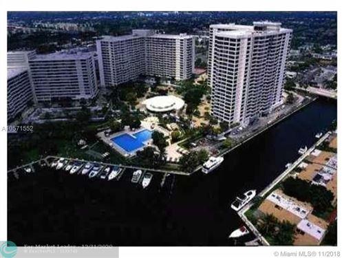 Photo of 500 Three Islands Blvd #815, Hallandale, FL 33009 (MLS # F10264507)