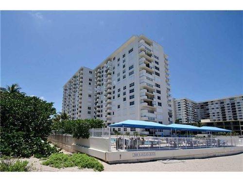 Photo of 2000 S Ocean Blvd #12D, Lauderdale By The Sea, FL 33062 (MLS # F10277507)