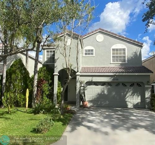 Photo of 11753 NW 1st St, Coral Springs, FL 33071 (MLS # F10304507)