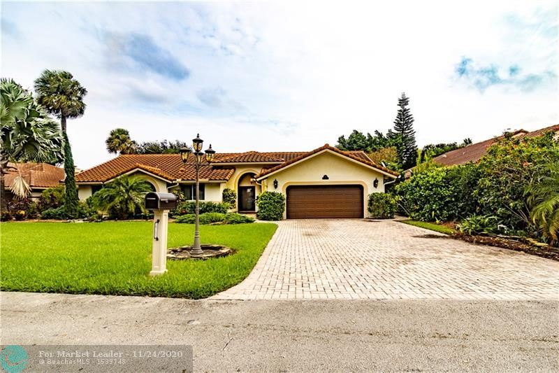 2751 Oak Tree Ln, Oakland Park, FL 33309 - #: F10259507