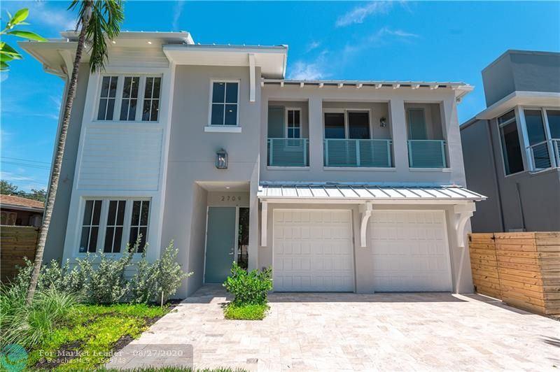 Photo of 2709 NE 20 CT, Fort Lauderdale, FL 33305 (MLS # F10235508)