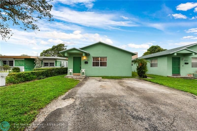 Photo of 611 NW 3rd Ct, Hallandale, FL 33009 (MLS # F10254510)