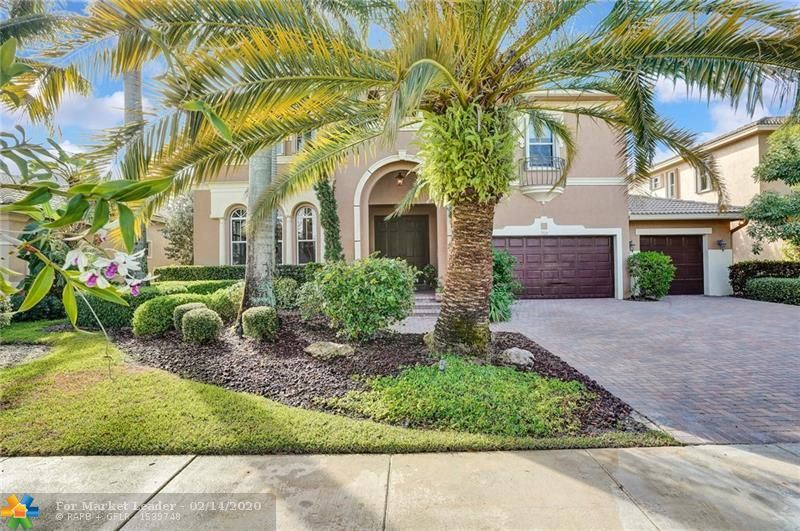 Photo for 7509 NW 117th Ln, Parkland, FL 33076 (MLS # F10197511)