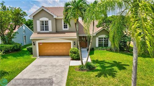 Photo of 3750 NW 71st St, Coconut Creek, FL 33073 (MLS # F10237513)