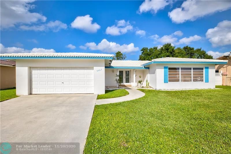 Photo of 6661 NW 23rd St, Margate, FL 33063 (MLS # F10259513)
