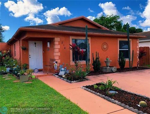 Photo of 214 NW 179th St, Miami, FL 33169 (MLS # F10260514)