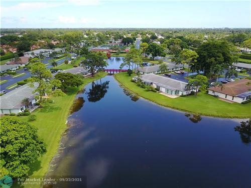 Photo of 5367 Privet Pl #B, Delray Beach, FL 33484 (MLS # F10301514)