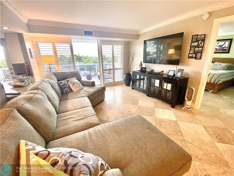 Photo of 2841 N Ocean Blvd #402, Fort Lauderdale, FL 33308 (MLS # F10254514)