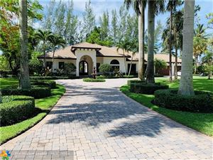 Photo of 8738 NW 58th Court, Parkland, FL 33067 (MLS # F10180515)