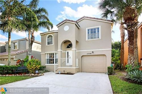 Photo of 11754 NW 1st St, Coral Springs, FL 33071 (MLS # F10204515)