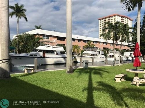 Photo of 901 N Birch Road #7 D, Fort Lauderdale, FL 33304 (MLS # F10202516)