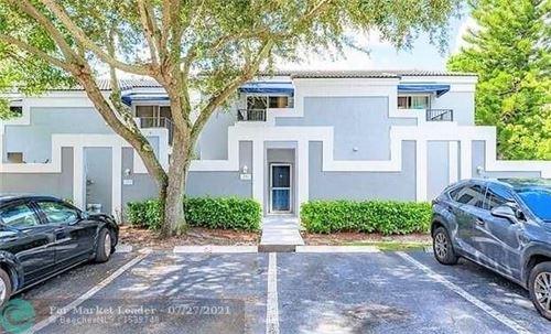 Photo of 2310 SW 82 Ter #2310, North Lauderdale, FL 33068 (MLS # F10294516)