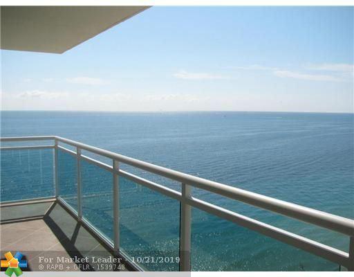 Photo of 3900 Galt Ocean Dr #1501, Fort Lauderdale, FL 33308 (MLS # F10196516)