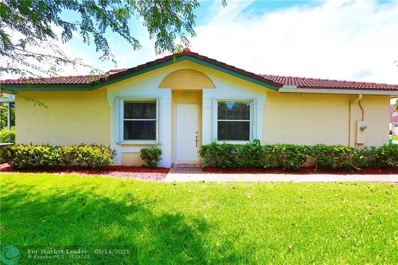 4791 NW 117th Ave #0, Coral Springs, FL 33076 - #: F10284516