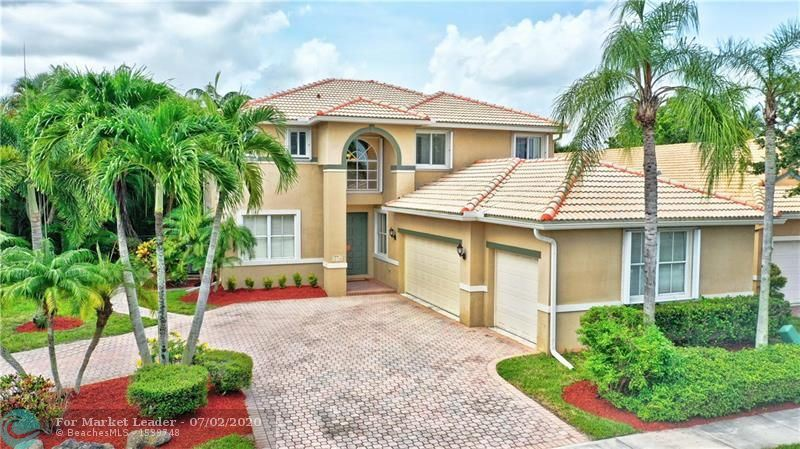 12140 NW 52nd Ct, Coral Springs, FL 33076 - #: F10236517
