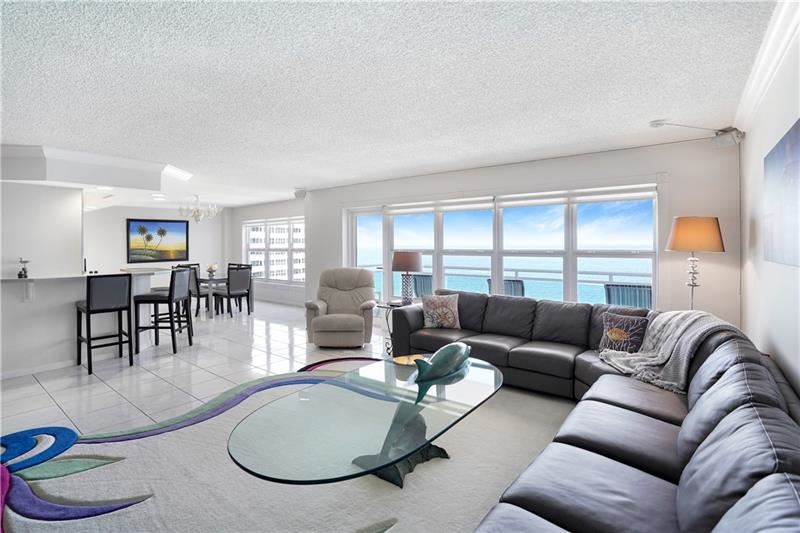 Photo of 3900 Galt Ocean Drive #1110, Fort Lauderdale, FL 33308 (MLS # F10280517)