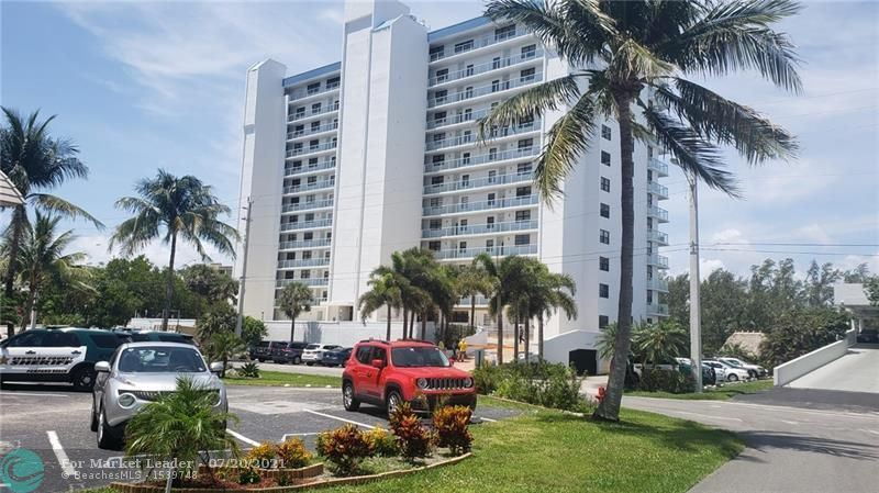 1401 N 1401 North Riverside Dr #1004, Pompano Beach, FL 33062 - #: F10293517