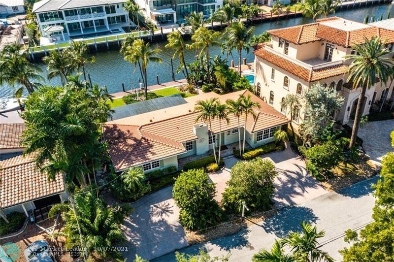 Photo of 641 Flamingo Dr, Fort Lauderdale, FL 33301 (MLS # F10302517)
