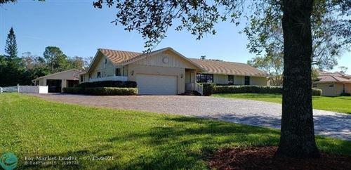 Photo of 5716 NW 79 WAY, Parkland, FL 33067 (MLS # F10292518)