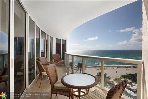 Photo of 17201 Collins Avenue #1003, Sunny Isles Beach, FL 33160 (MLS # F10212519)