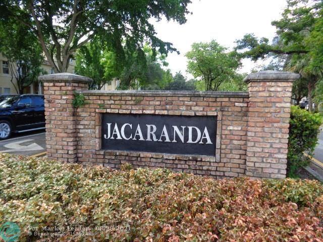 1 Jacaranda Dr #101, Plantation, FL 33324 - #: F10298520
