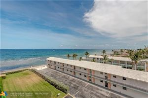 Photo of 1237 Hillsboro Mile #502, Hillsboro Beach, FL 33062 (MLS # F10179521)