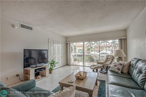Photo of 3050 NE 48 #102, Lighthouse Point, FL 33064 (MLS # F10218521)