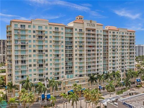 Photo of 3020 NE 32nd Ave #611, Fort Lauderdale, FL 33308 (MLS # F10305521)