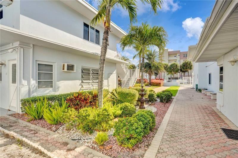 Photo of 4228 N Ocean Dr #4, Lauderdale By The Sea, FL 33308 (MLS # F10269521)