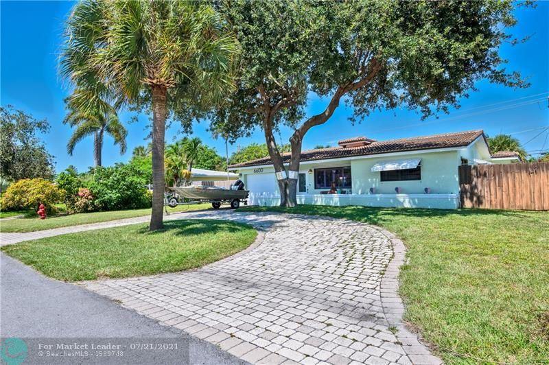 Photo of 6600 NE 20th Way, Fort Lauderdale, FL 33308 (MLS # F10293521)