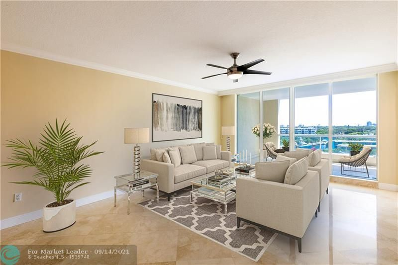 Photo of 411 N New River Dr #803, Fort Lauderdale, FL 33301 (MLS # F10300521)