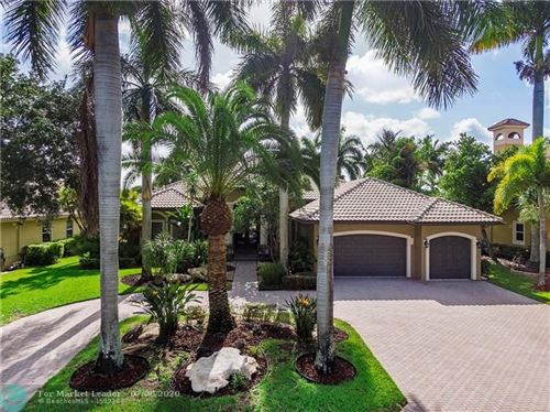 Photo of 6345 NW 120th Dr, Coral Springs, FL 33076 (MLS # F10237522)