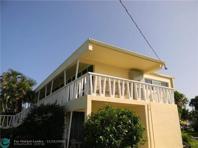 Photo of 2755 NE 28th Ave #A-2, Lighthouse Point, FL 33064 (MLS # F10257522)
