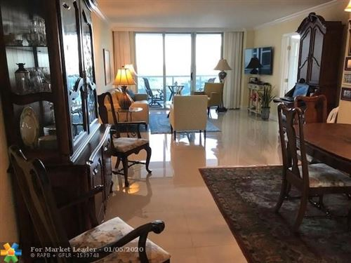 Foto de inmueble con direccion 3800 S Ocean Dr #925 Hollywood FL 33019 con MLS F10207523