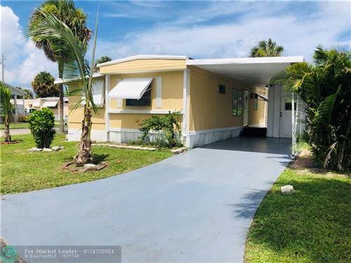 Photo of 106 Havenwood Dr, Pompano Beach, FL 33064 (MLS # F10294523)